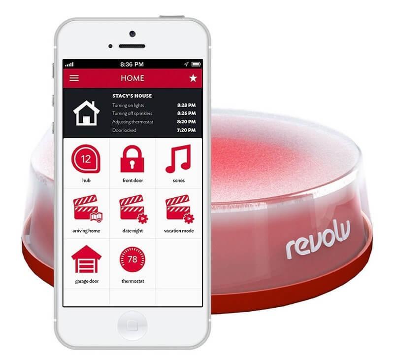Revolv smart house