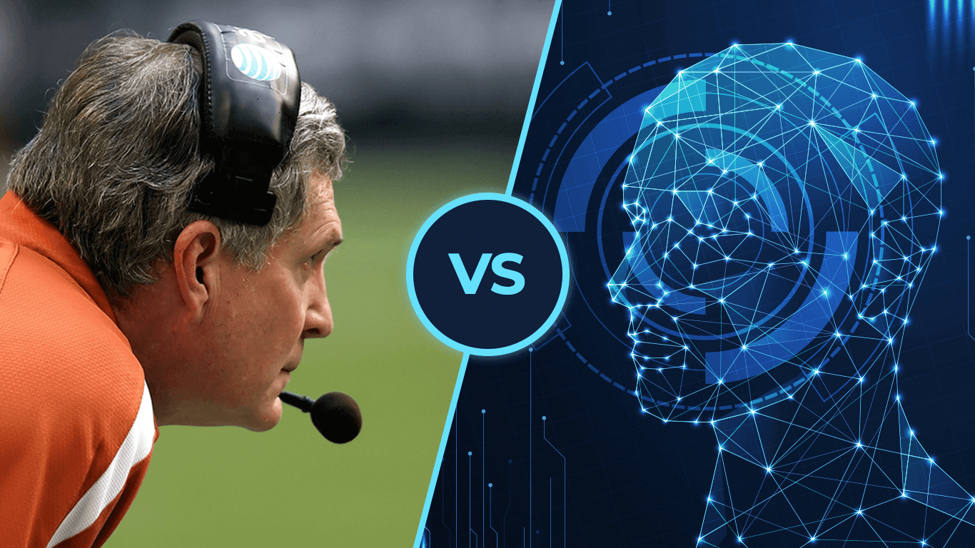 Coaches: an AI or a real human? Computer Vision in sports analytics - Softarex Blog