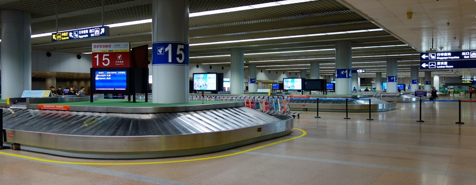 Airport automation