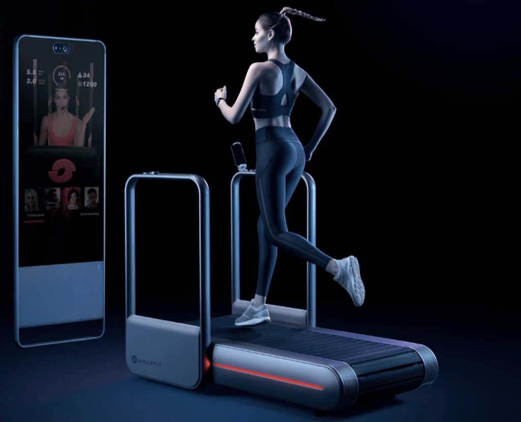 Amazfit for home fitness