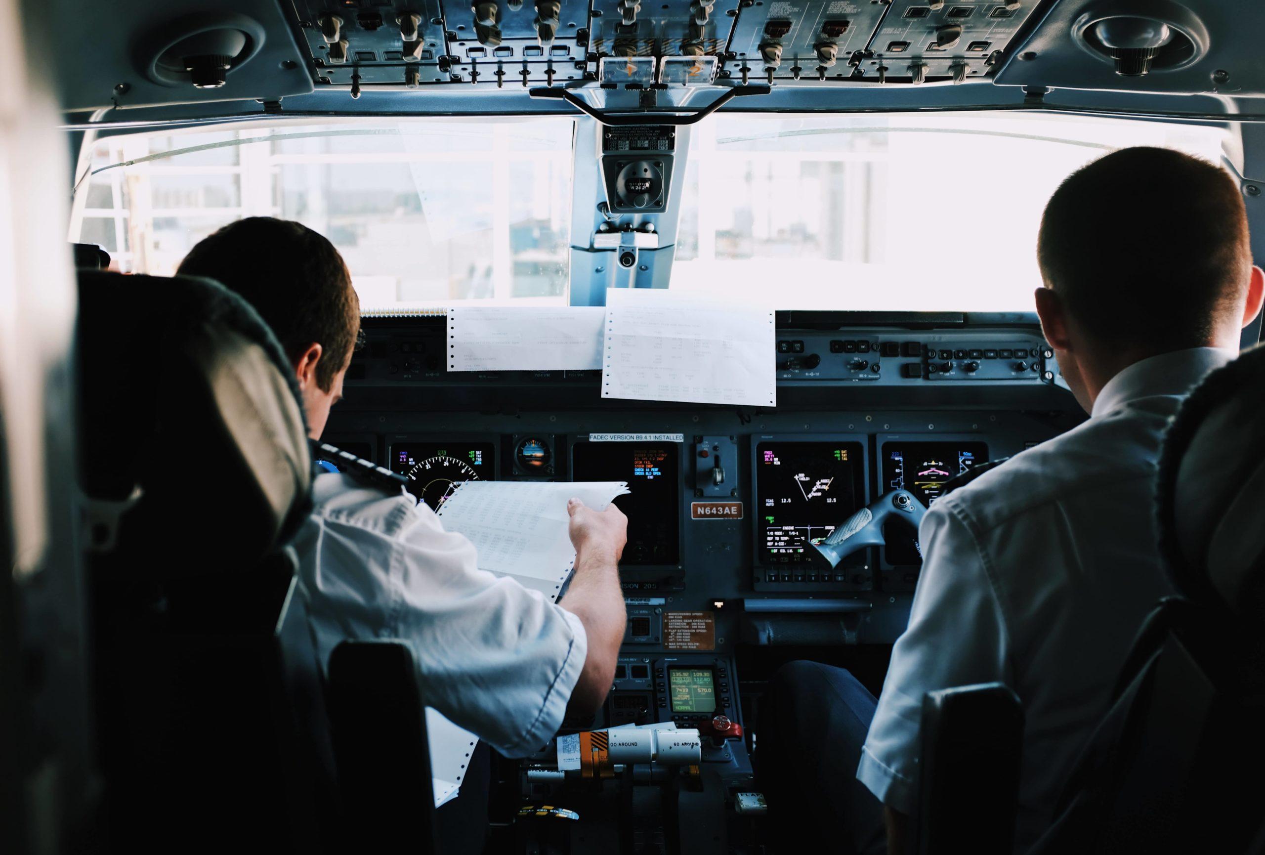 Plane automatic control