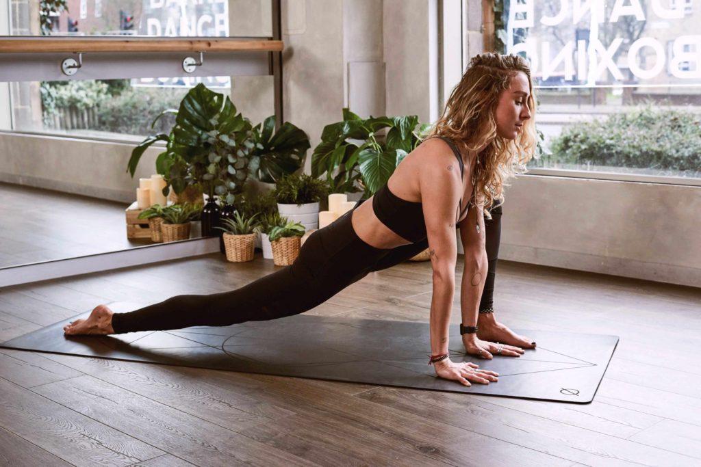 Smart fitness indoor