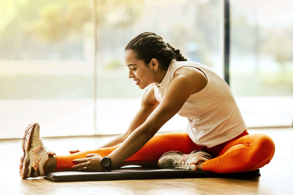 Home fitness to stay in shape