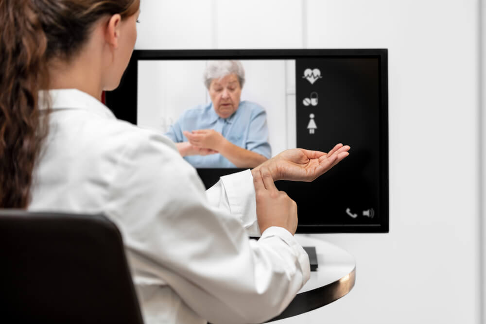 telehealth and home monitoring