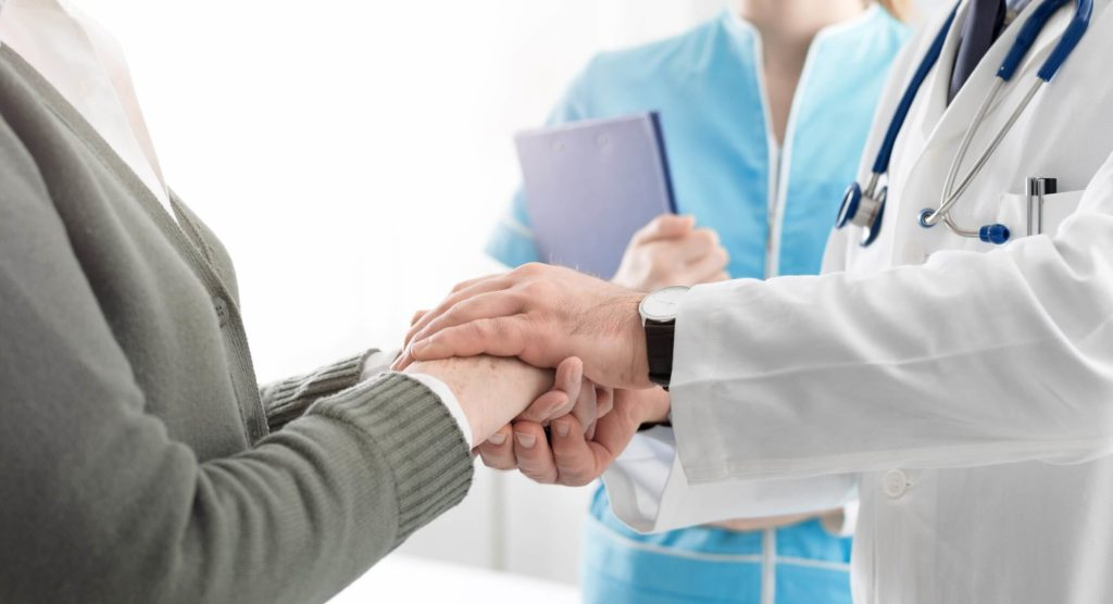 Exchange of medical data
