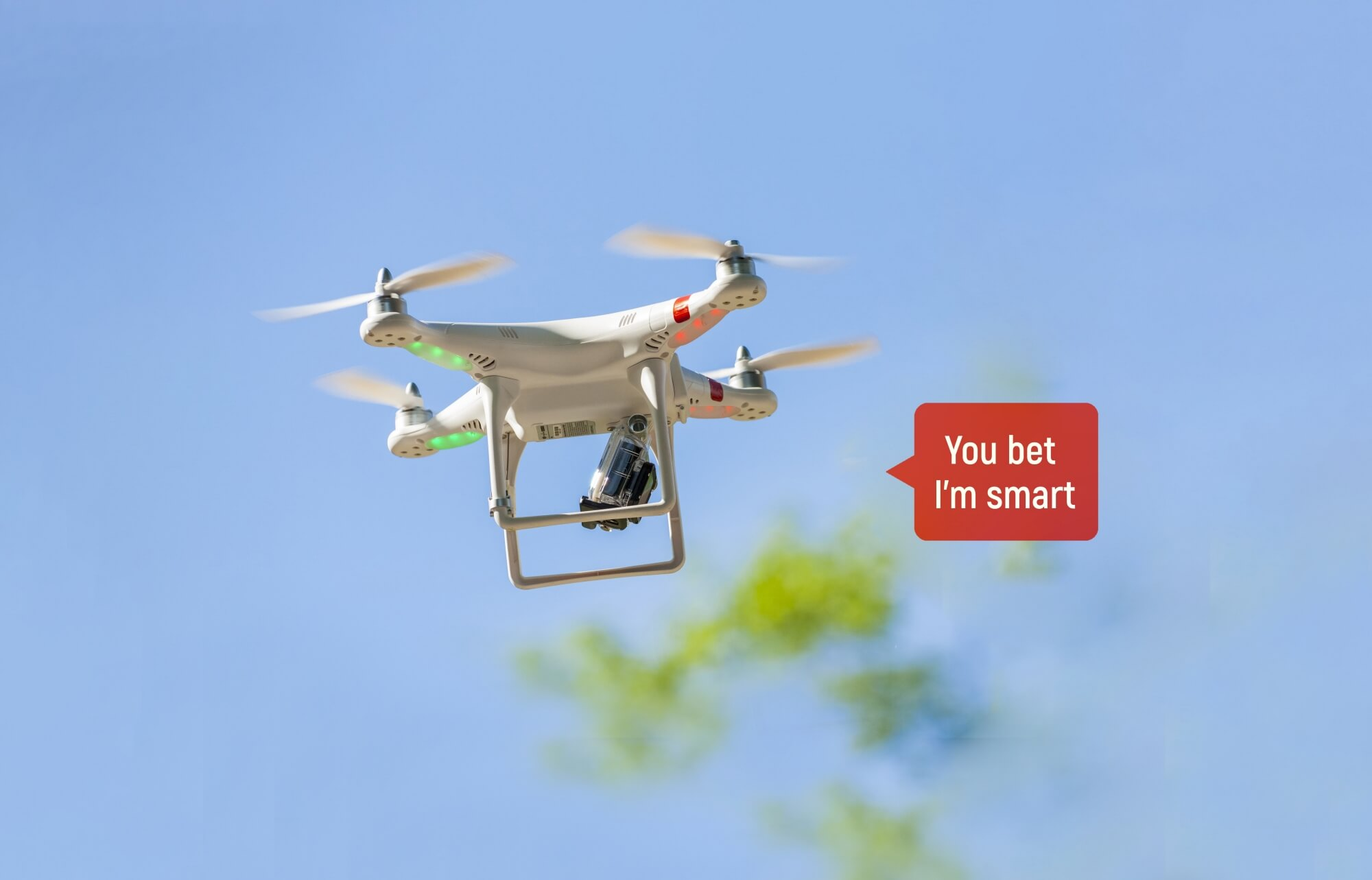 Why your business needs artificial intelligence drones