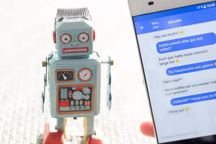 Chatbots make banking service more accessible and convenient