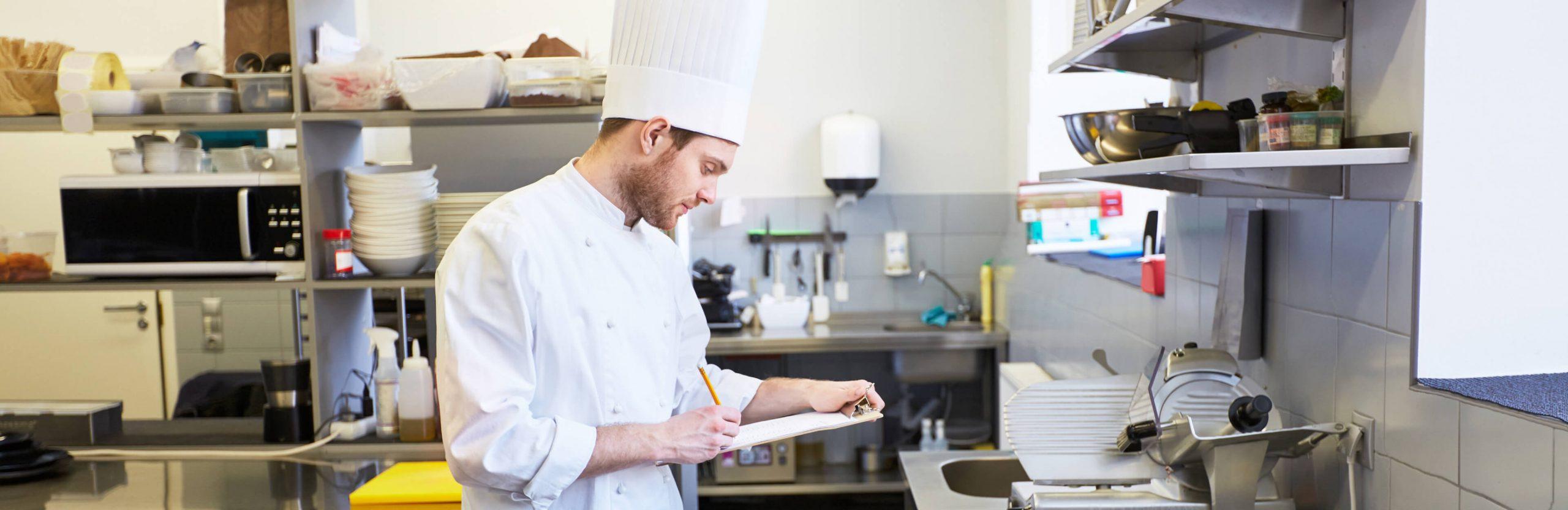 Restaurant Inventory Management System