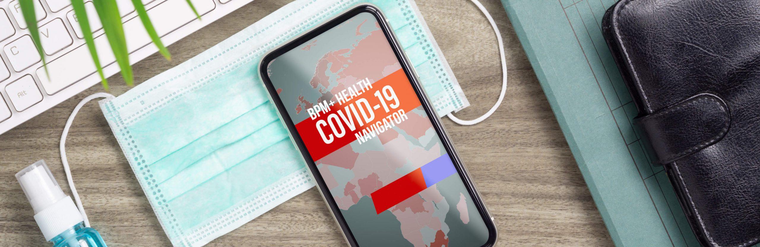 BPM+ Health <span>COVID-19</span> Navigator